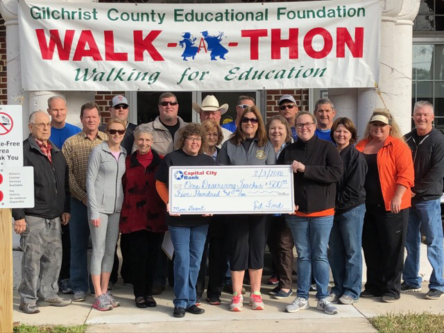 $20K Raised at Walk-a-Thon