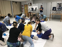 CTE Month - Health Academy