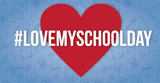 April 11 - #LoveMySchoolDay