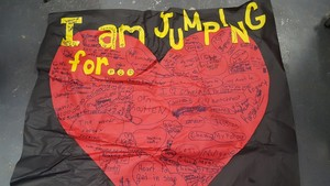TES Participates in Jump Rope for Heart