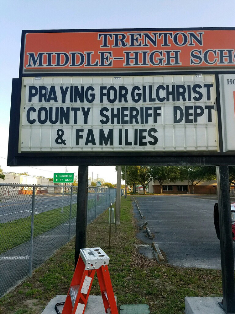 Prayers for GCSO