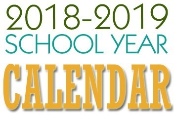 School Calendar Available!