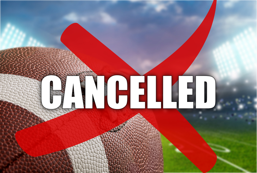 Playoff Football Game in Newberry - Cancelled