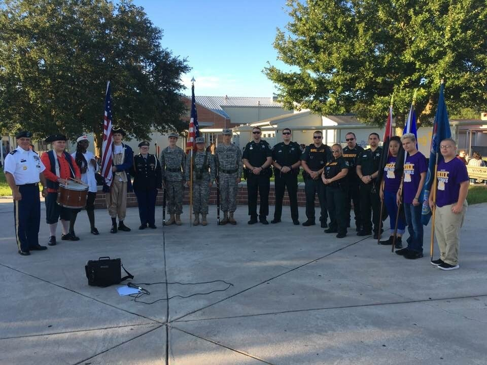 9-11/Patriot's Day Tribute