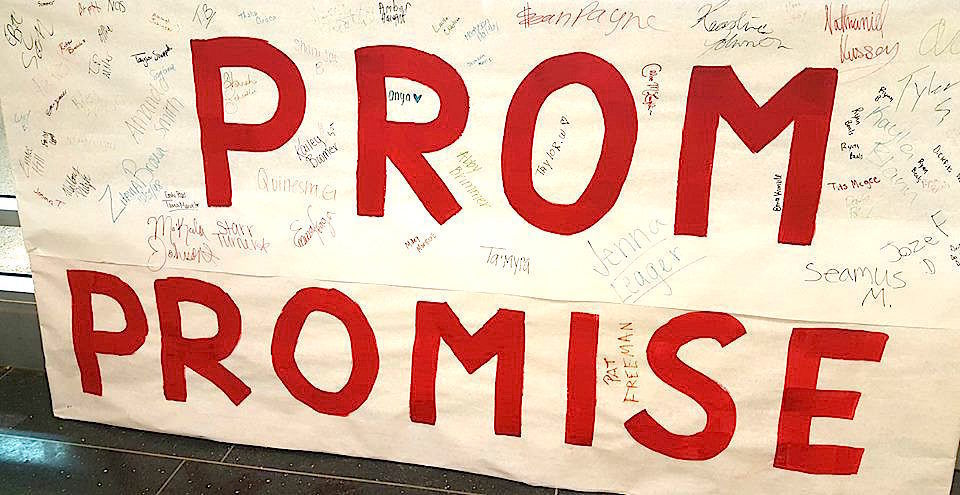 Prom Promise Promotes Prom Night Safety
