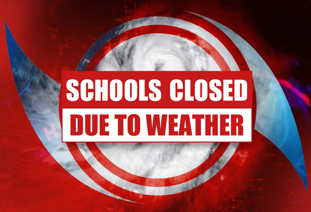 GCSD Schools Closed Due to Weather