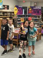 The Scholastic Book Fair visits TES