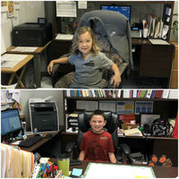 Principals for the Day