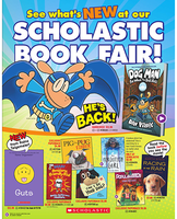 Scholastic Book Fair Dates