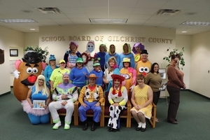 Literacy Parade Dress-Up