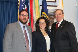 Biotechnology Featured in Congressman's News