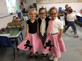 Kindergarten 50th Day of School