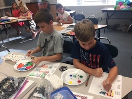 3rd Graders Begin Multiplication