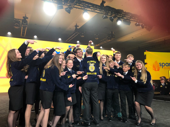 State FFA VP Announced