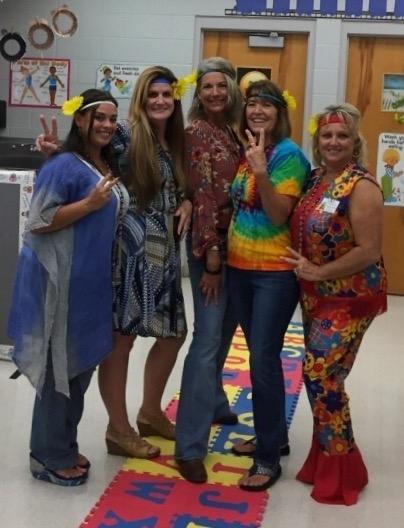 Teachers are groovy!