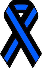 Blue Ribbon Support Law Enforcement